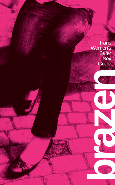 A comprehensive resource for trans women's sexual health needs -