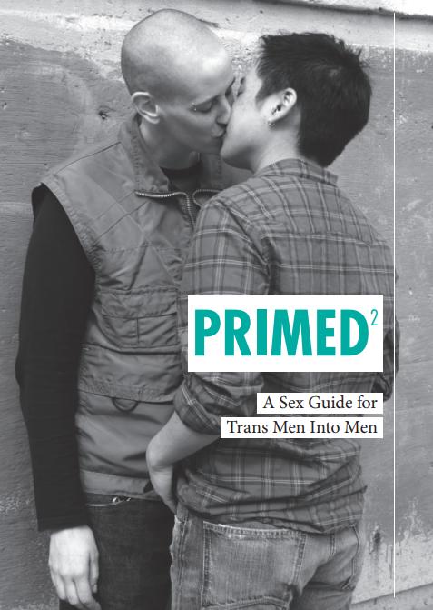 An excellent resource trans men's sexual health needs -