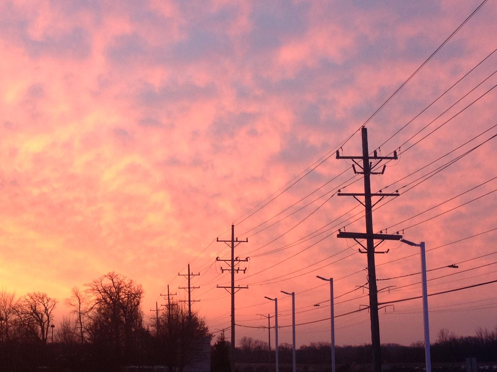 Magical Morning Sky