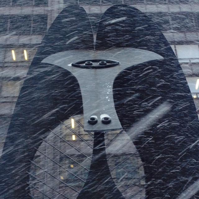 Pablo Picas-snow!