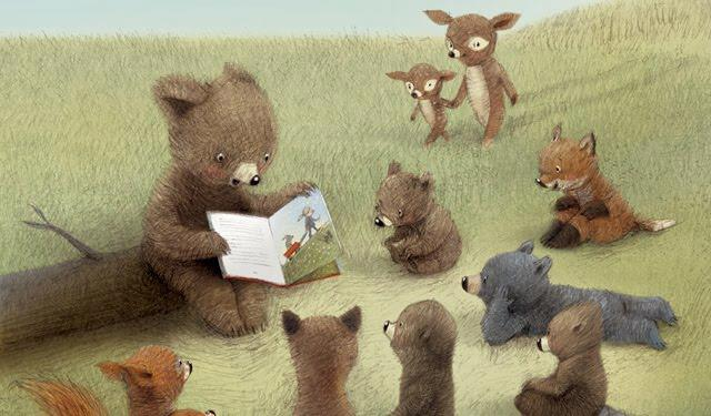 Illustration by Reta Liwska