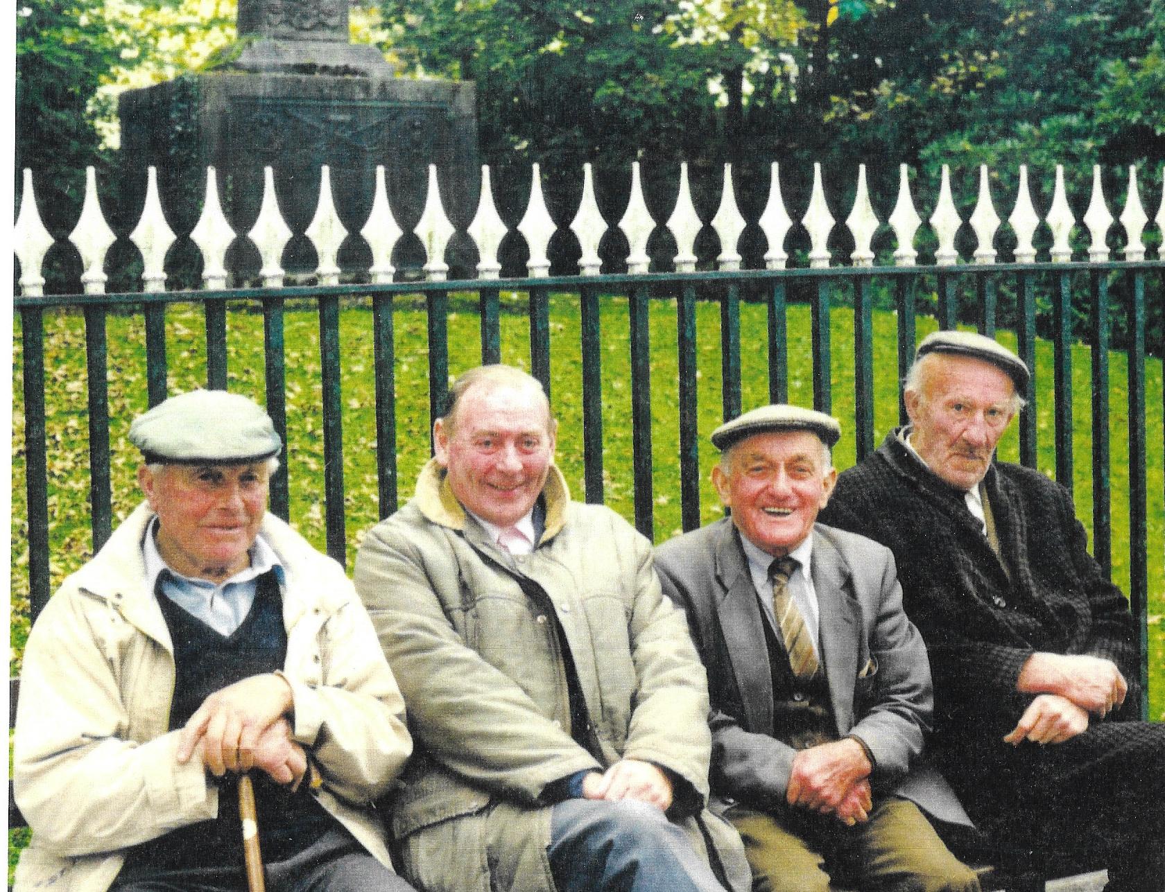 Authentic Irishmen