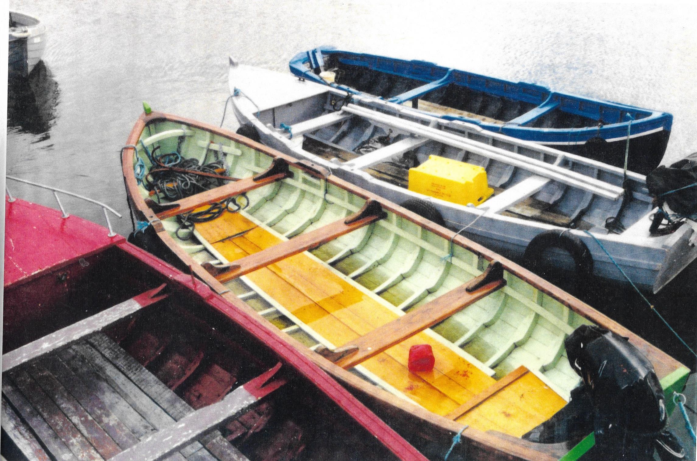 Irish Boats