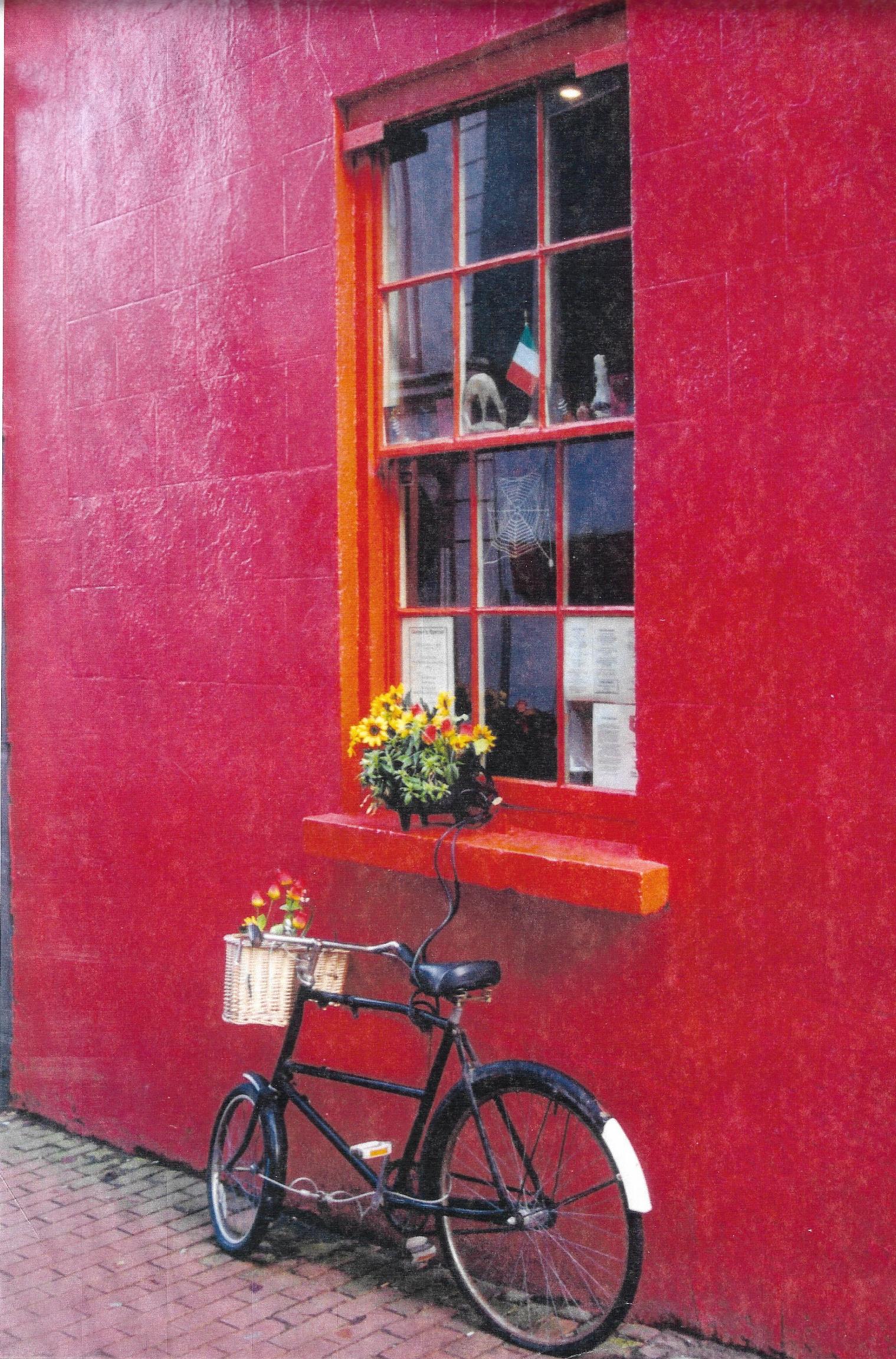 Irish Windowsill
