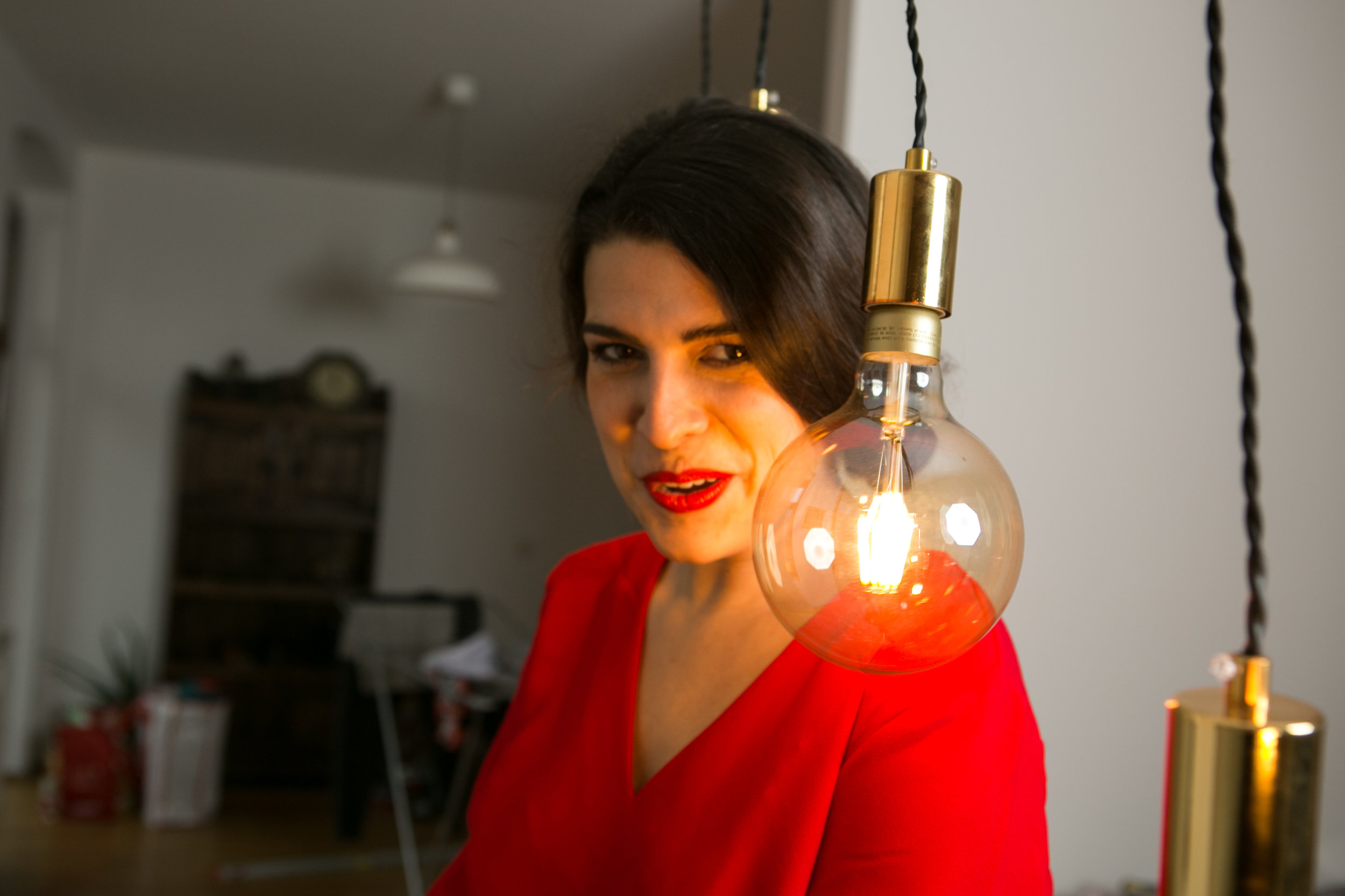 Anais Bock founder of lets work magic and women working magic