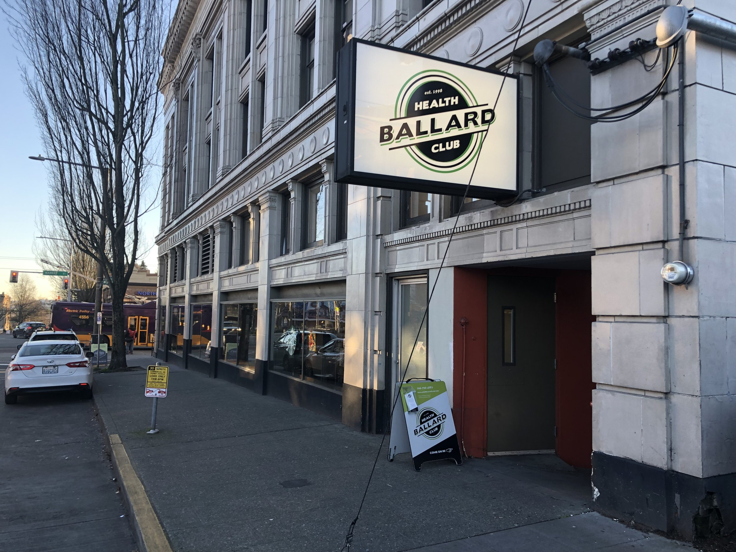 Ballard Health Club
