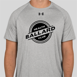 Under Armor T-Shirt - Grey  $35