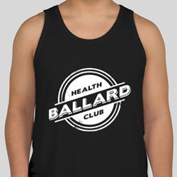Tank - Black $20