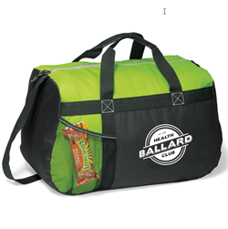 Gym Bag - Green $15