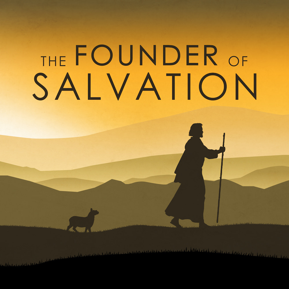 Jesus is… - …the founder, captain, author, and pioneer of our salvation. On of our members, Jim Barr, taught an encouraging lesson on the blessed assurance of salvation we enjoy because of what Jesus has done.(March 17, 2019 — Sunday PM Sermon)
