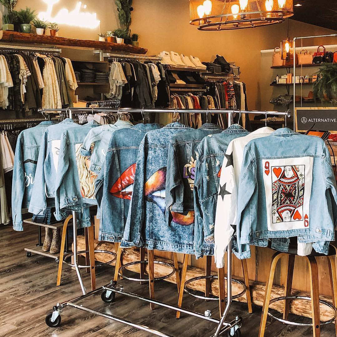 shop original jackets - one-of-a-kind hand painted jackets