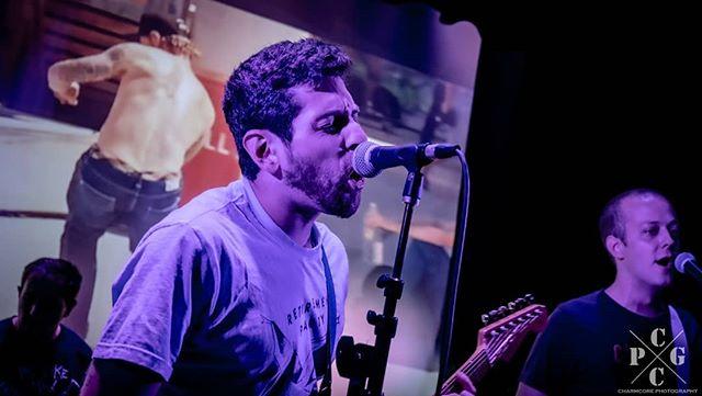 One last @bracefacemd shot from the Curse Words album release show // BraceFace @ Pie Shop DC, 8.9.19 . . . . . #concert #musicphotography #music #livemusic #live #baltimore #livemusicphotography #pieshop #baltimorebands #photography #punkphotography #fujifilm #pie #concertphotography #punk  #instamusic #baltimorepunk #poppunk #bandphotographer #braceface #gigphotography #onstage #ontour #bestmusicshots #liveauthentic #dcpunk #shows #musiclover #charmcorephotography
