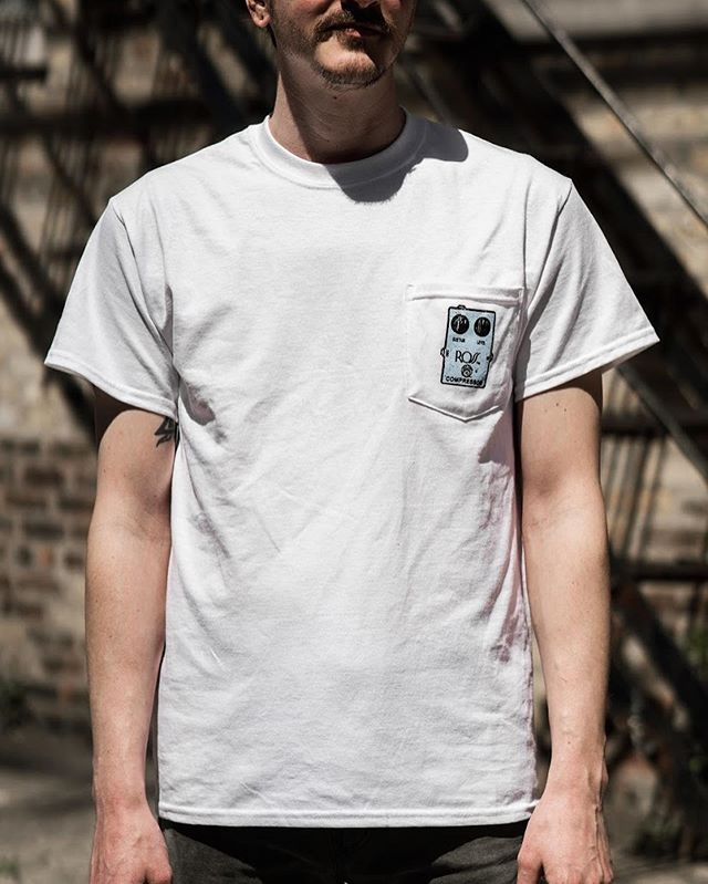 We've got more Pocket Tees in stock! Get em while they're fresh! ROSSAUDIBLES(dot)COM