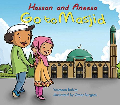 Masjid Etiquette