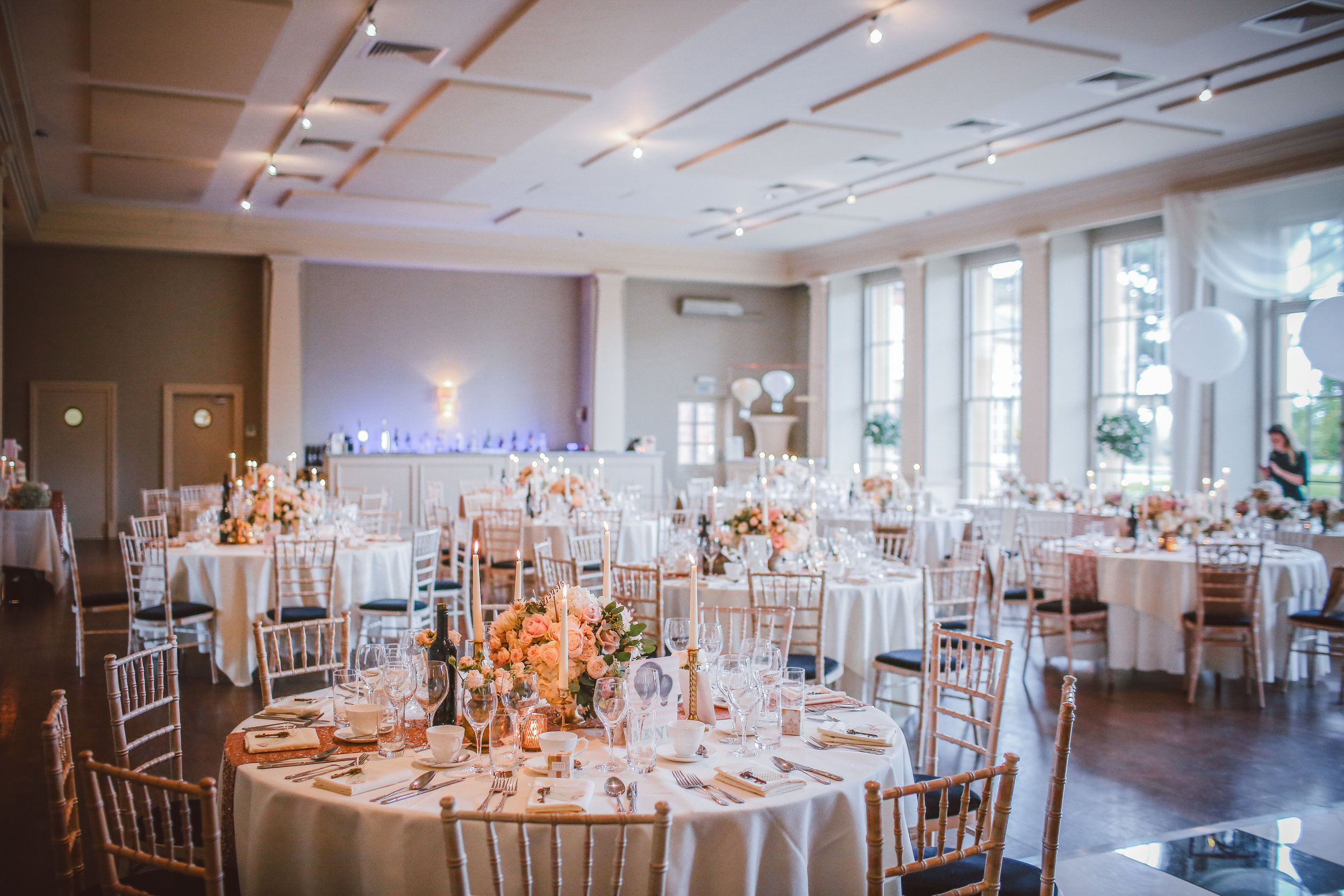 Wedding & Event planning and coordination. -