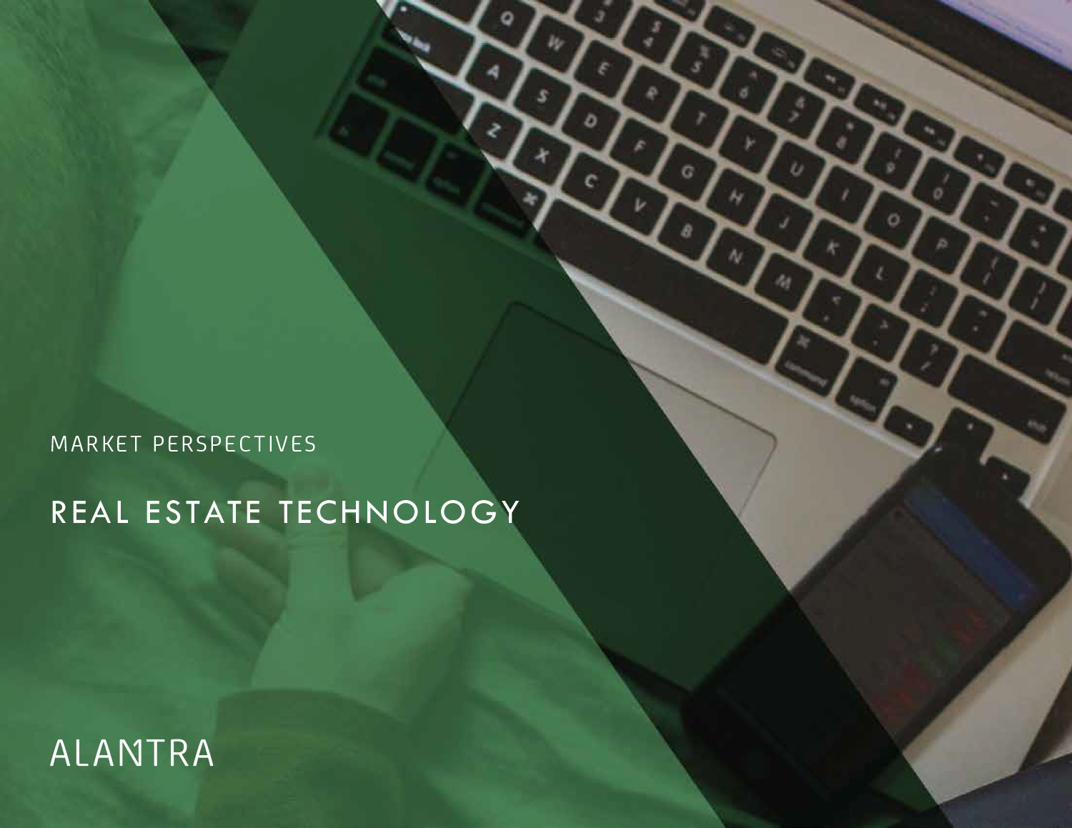 Real Estate Technology - Online marketplace and technology proliferation has empowered consumers and is changing broker dynamics with potential to eventually disinter mediate. Mortgage becoming 'top of the funnel' vs brokers for consumers with direct online access, creating substantial innovation in process automation. All aspects of mortgage experience and purchase path moving online. In the back office title and appraisal also beginning to go digital. The minutia of transaction needs to be more efficient and transparent.