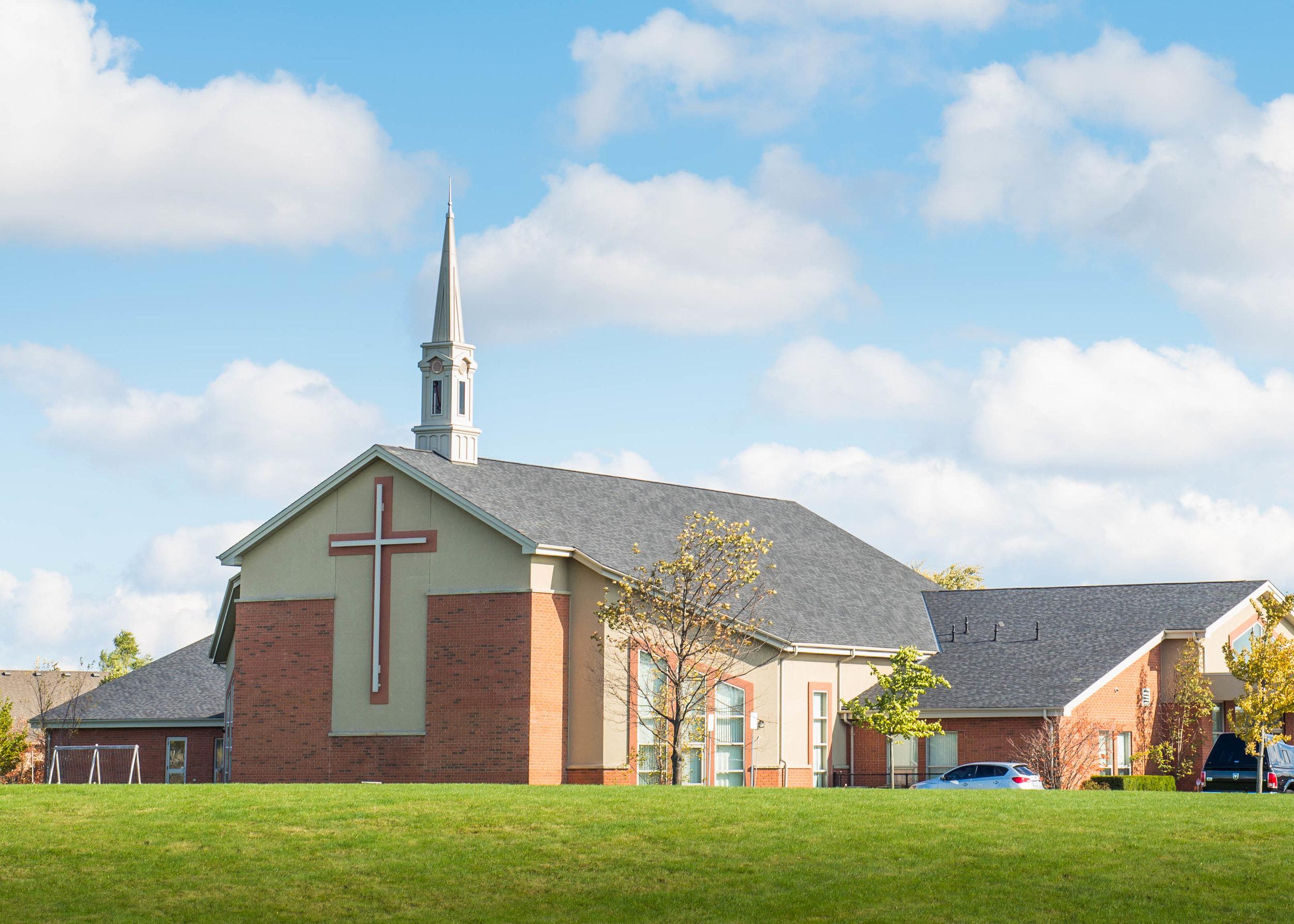 Rehoboth Church Glancaster Rd. Ancaster
