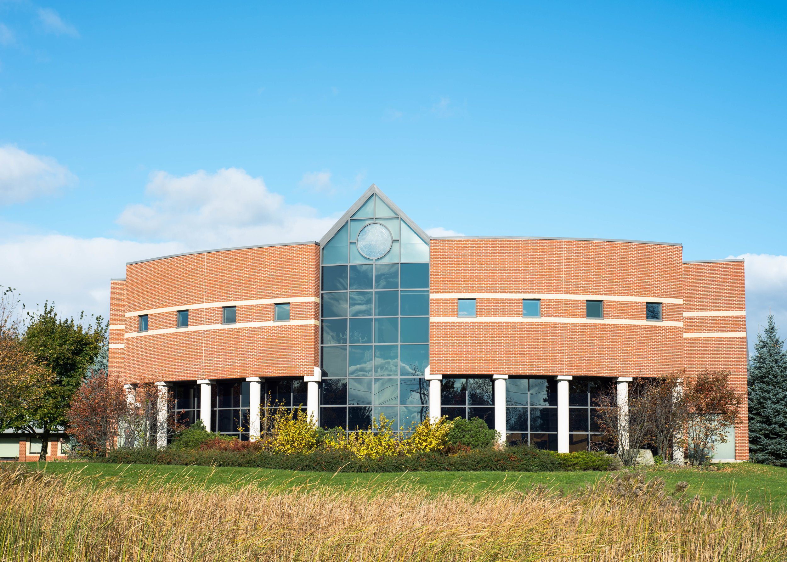 Redeemer University College Peter Turkstra Library Addition