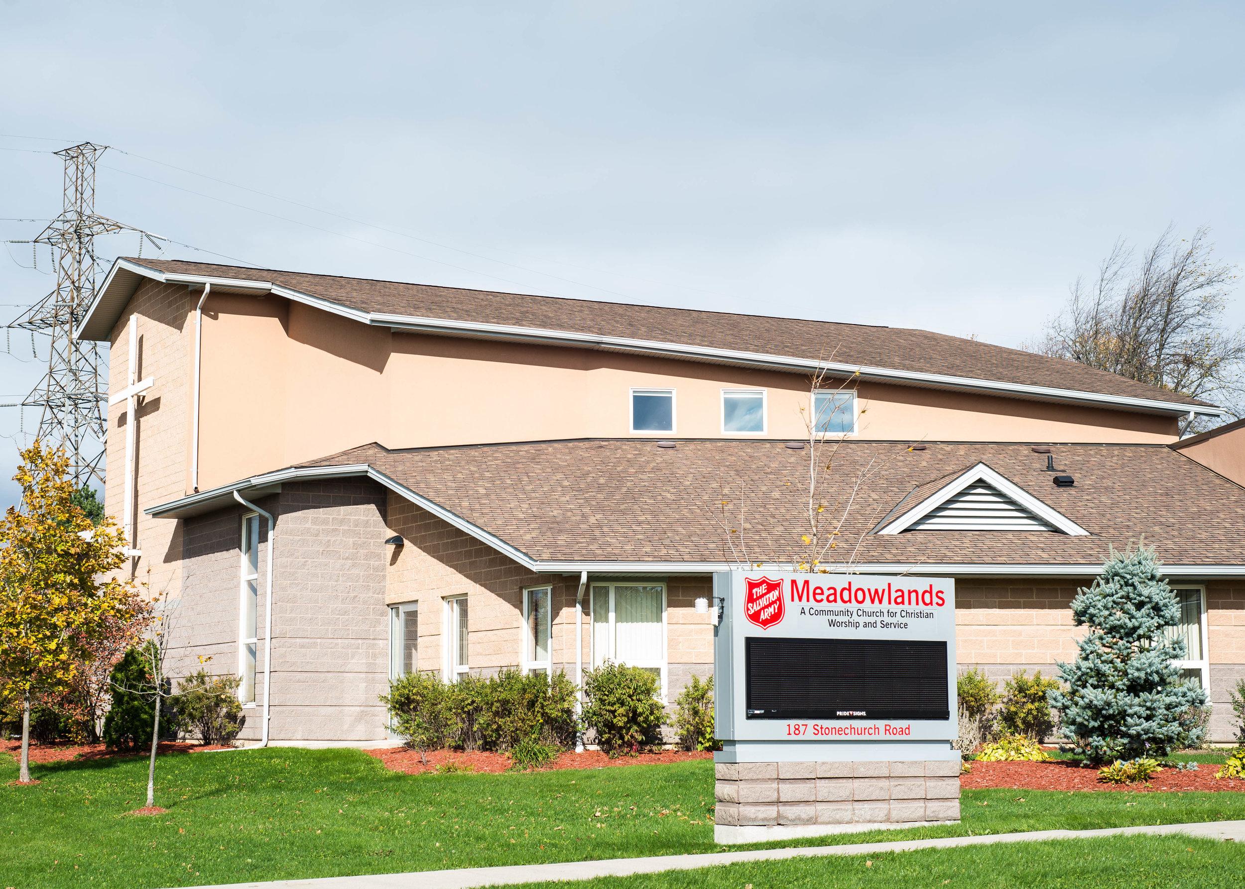 Salvation Army Community Church - Ancaster