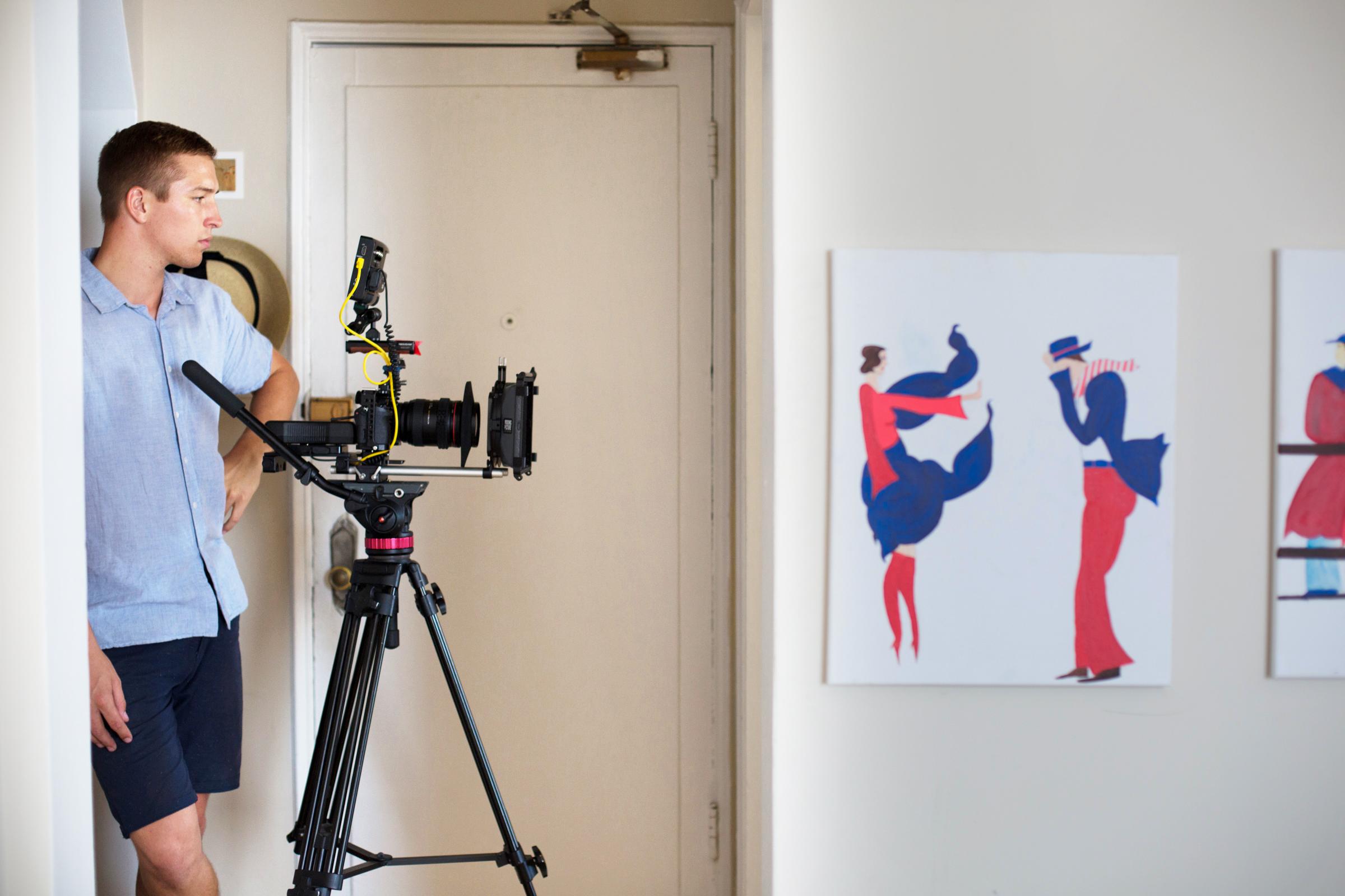 CHRISTIAN KLEIN - Cinematographer