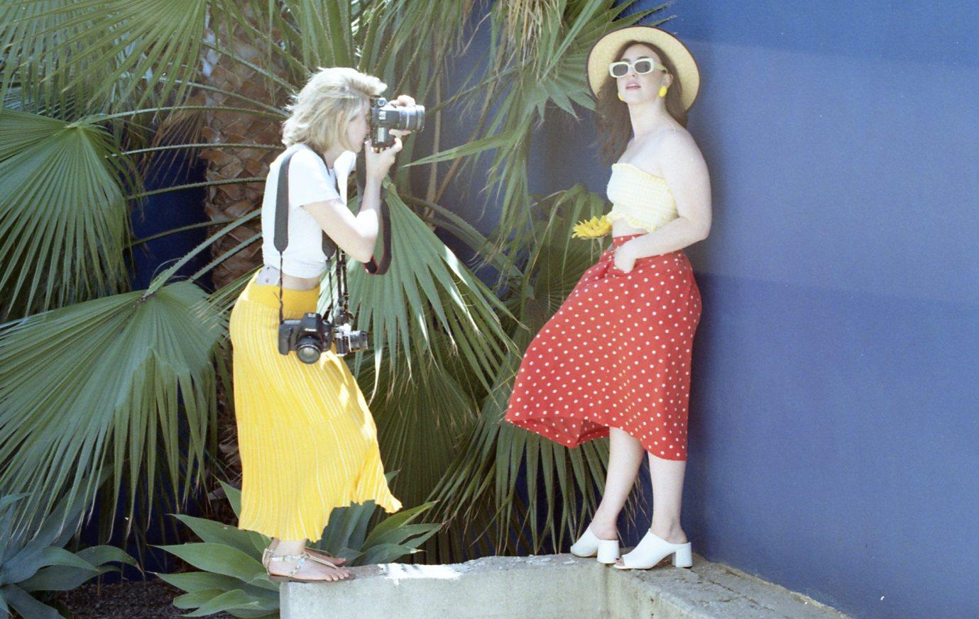 MAGALI GAUTHIER - Behind the Scenes&Stills Photographer