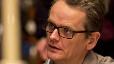 Director David Evans. Photo courtesy of Tribeca Film Festival