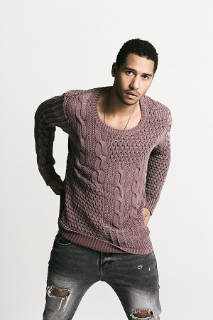 OUAT  found their Merlin in Elliot Knight. Photo: Isaac Sterling Photography.