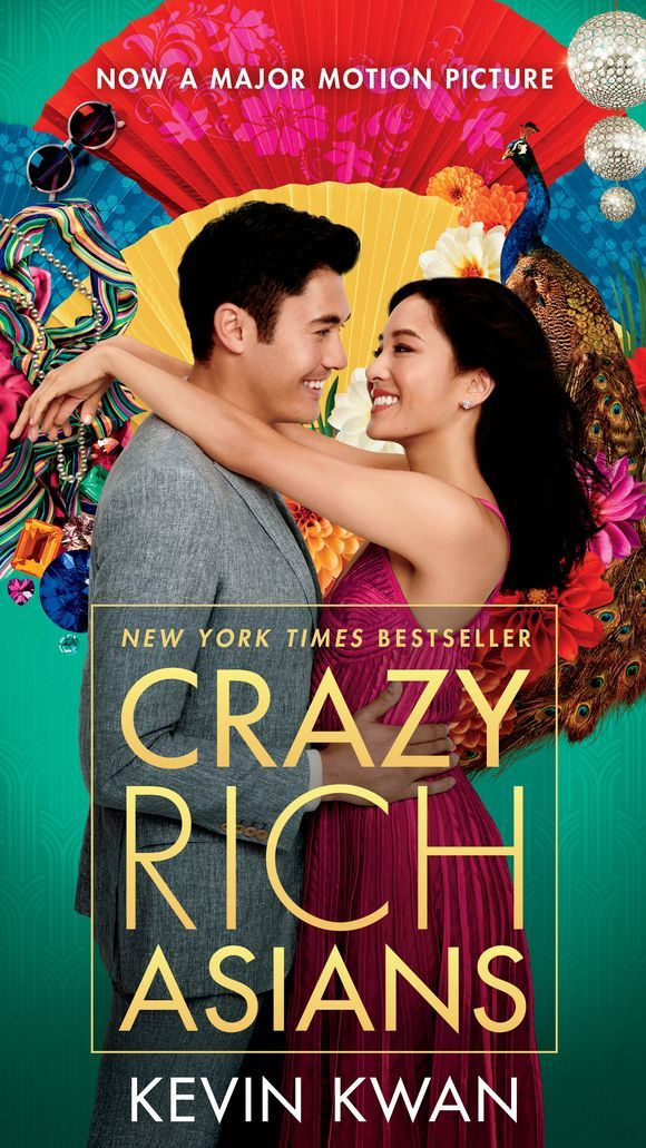 """""""Crazy Rich Asians"""" // Source: USA Today"""