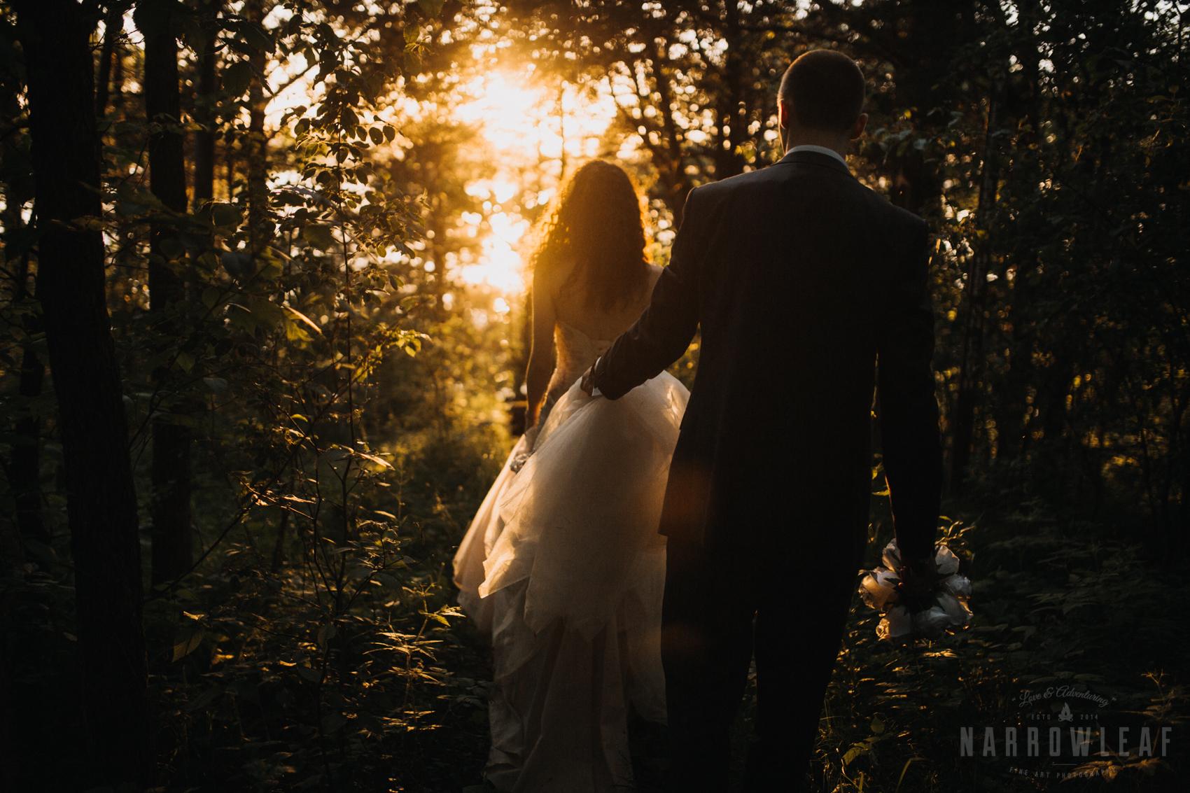bride-mermaid-lace-wedding-gown-glitter-woods-sunset-301.jpg
