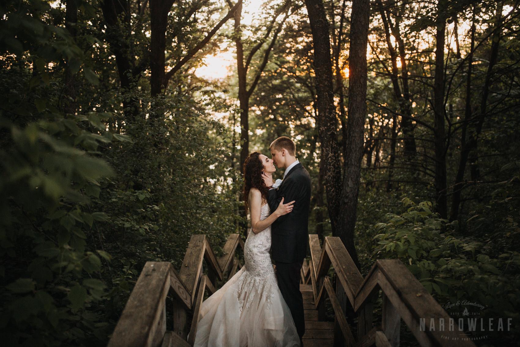 bride-mermaid-lace-wedding-gown-glitter-woods-sunset-305.jpg
