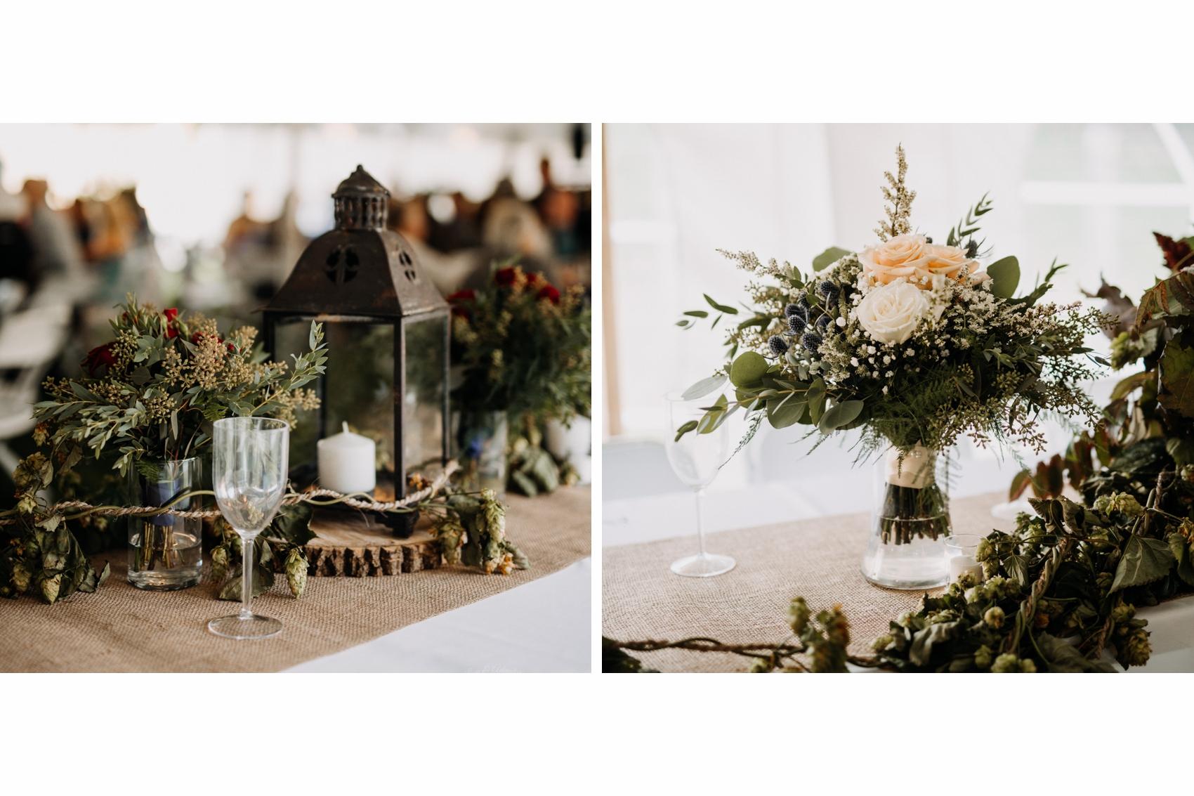 greenery-vine-wood-slab-table-decor-tent-wedding-reception.jpg