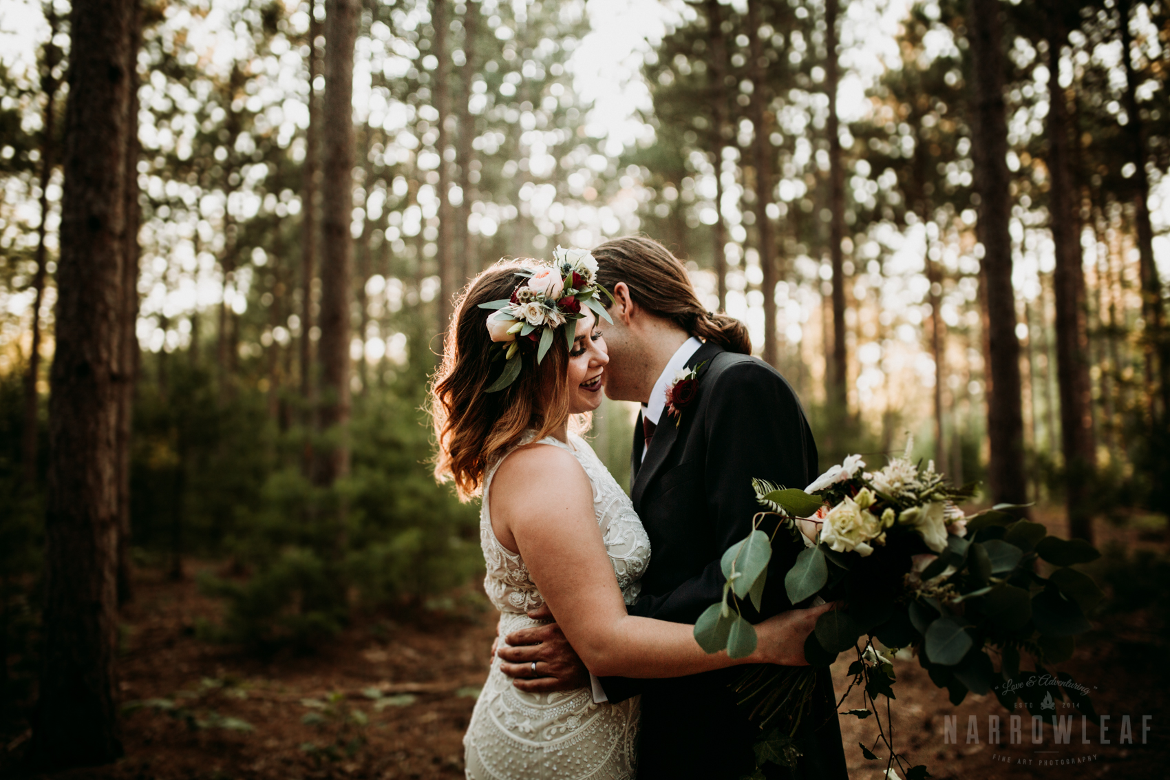 woodsy-bride-groom-romantic-sunset-burlap-and-bells-wi-Narrowleaf-Adventure-Photography-3.jpg