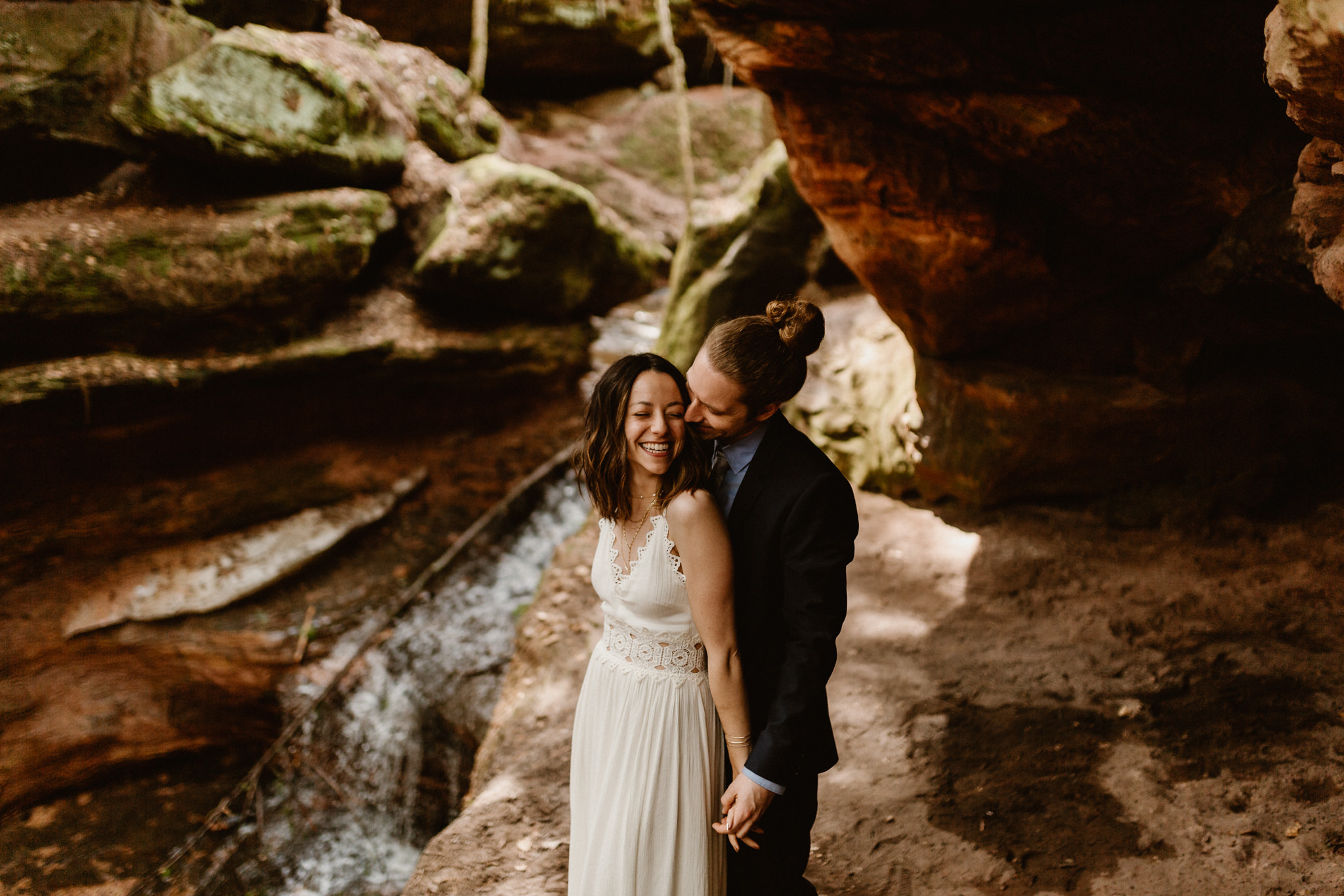 Adventure Wedding Photographers in Wisconsin