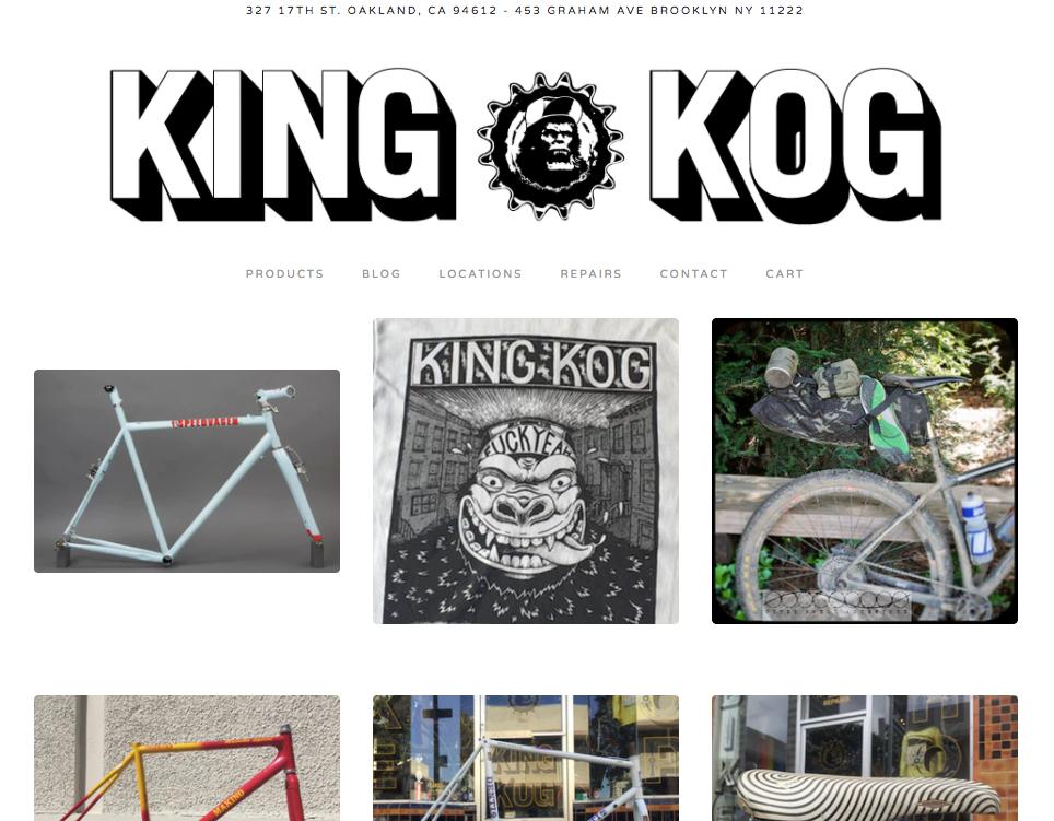 King Kog Desktop, c. February 2017