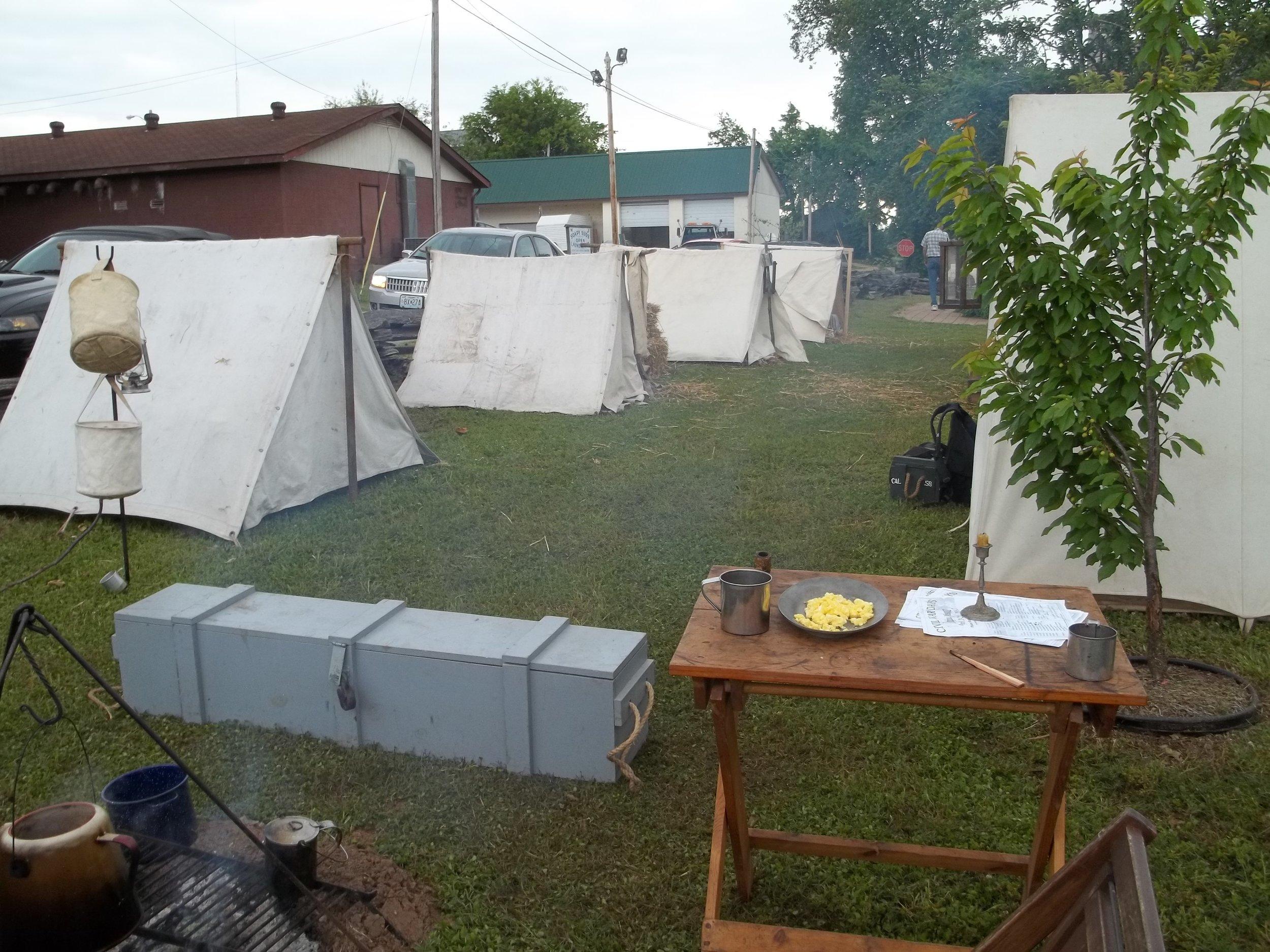 april 2012 civil war days at heritage homested 027.jpg