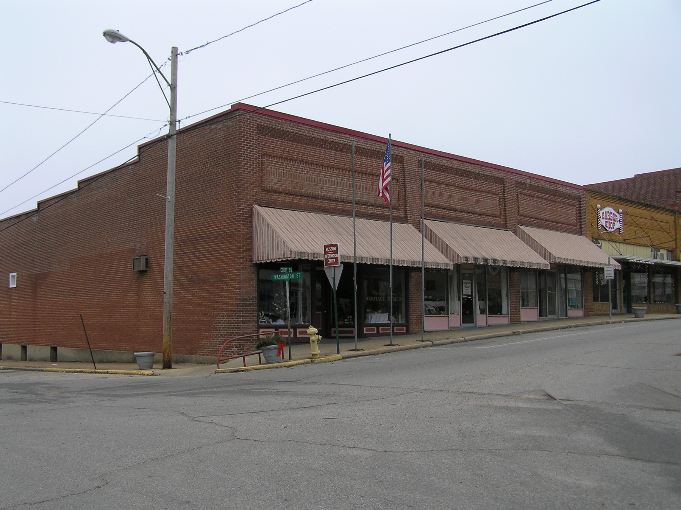 The Museum and Community Center Complex