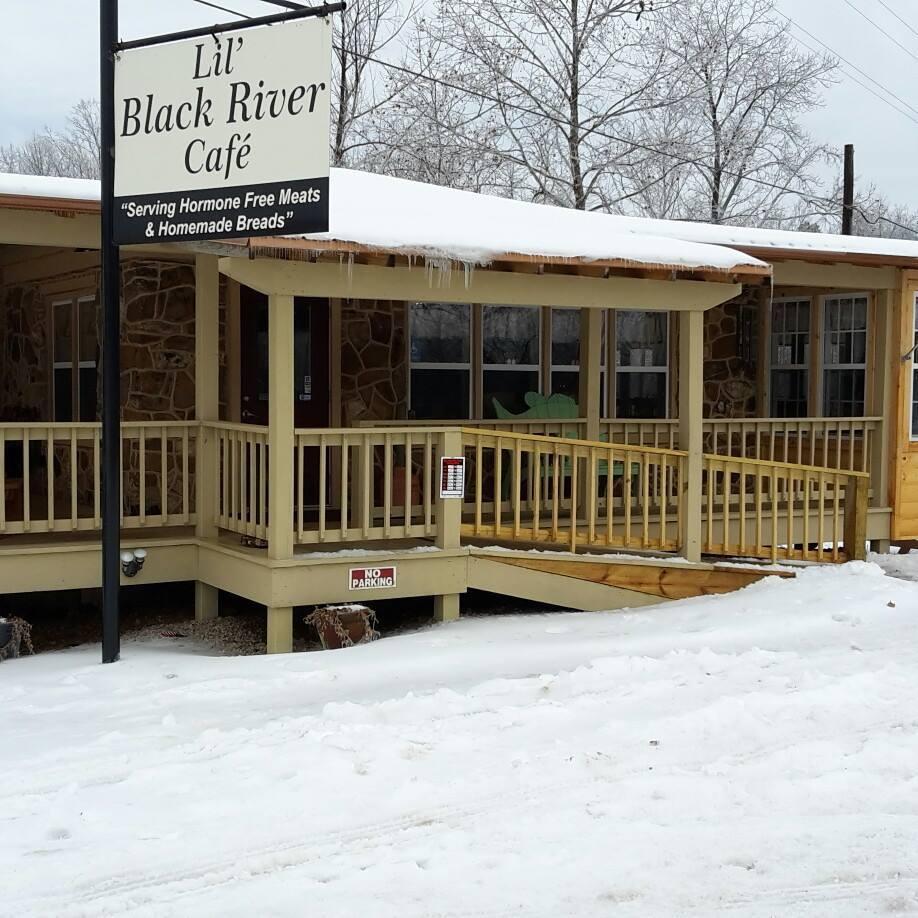 Little Black River Cafe