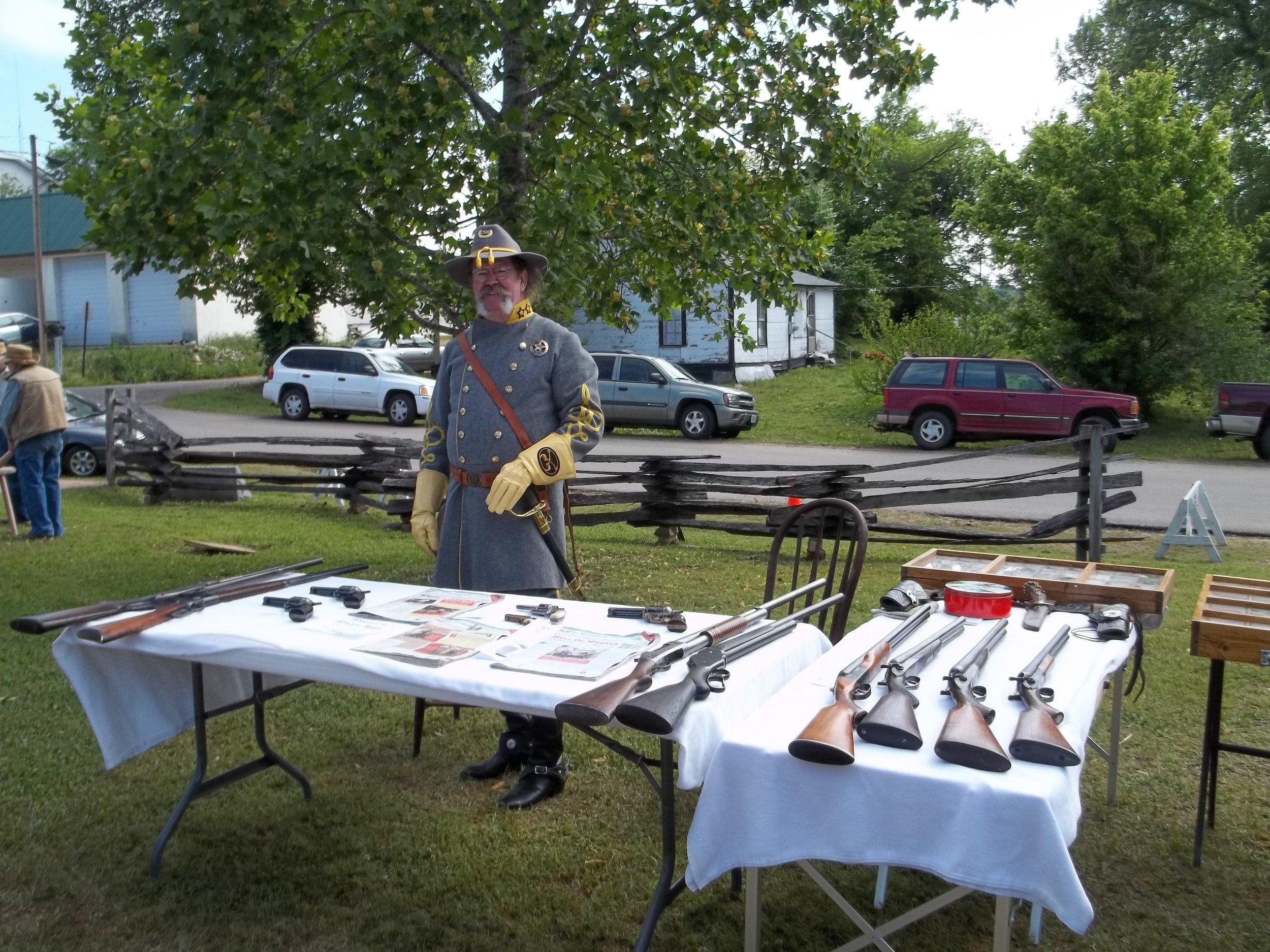 april 2012 civil war days at heritage homestead,saturday 002.jpg