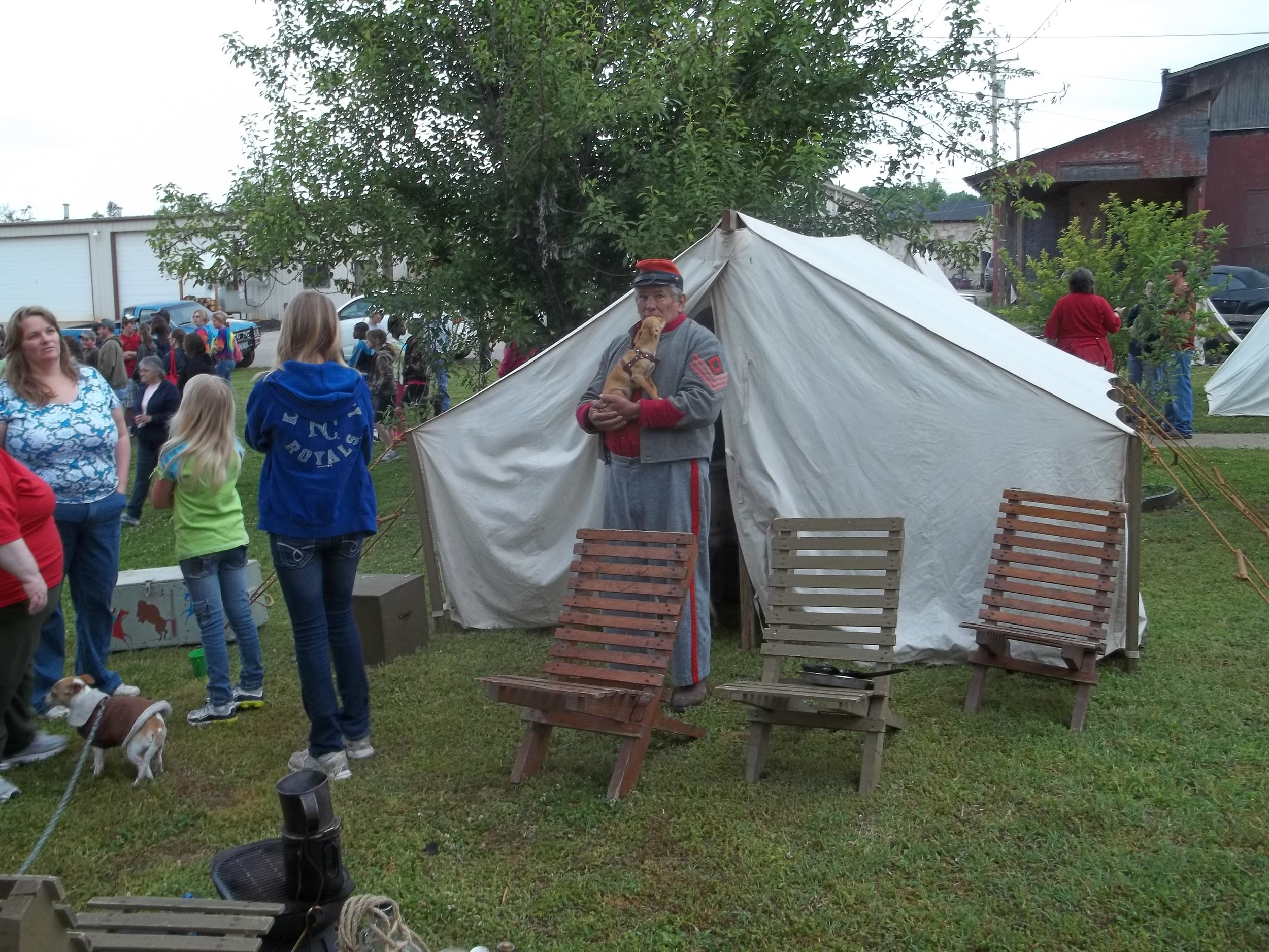 april 2012 civil war days at heritage homested 020.jpg