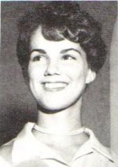 * Sandra Mullinix, 1960