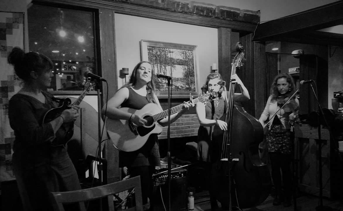 Green Sisters at Fitzwilliam Inn