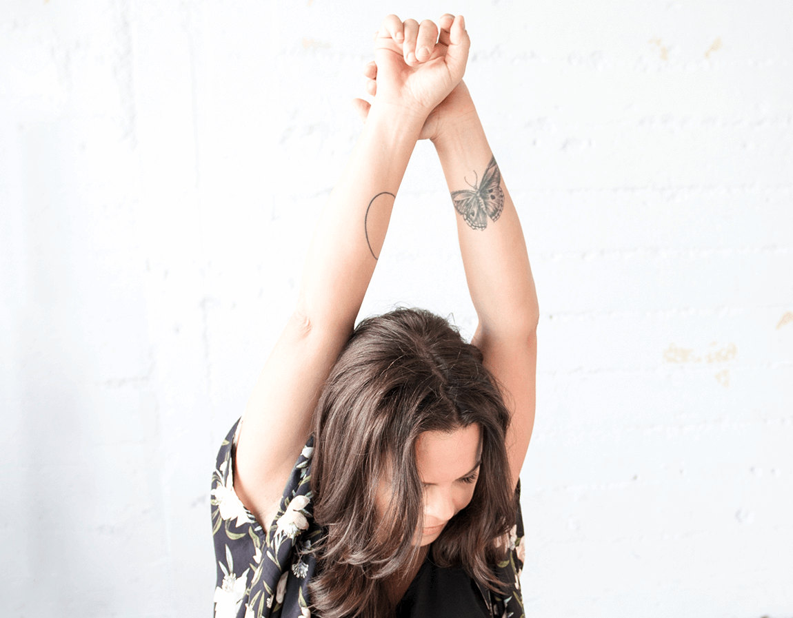 Danielle LaPorte:Tattoos - This prolific writer and thought leader on consciousness and femininity is covered in tattoos. She rocks them openly and constantly talks about their meanings. It's no coincidence that her tribe of followers consists mainly of badass women seeking to live fully expressed lives.