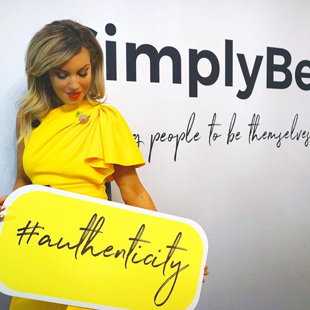 "HOLY SHIT OK I AM NERVOUS. . Legit, this is one of the scariest things I've ever done. I literally cried 5x yesterday thinking about today. Today, being the day that I launch my very own podcast, The #SimplyBePodcast. It's ironic how I can stand up in front of an audience of hundreds without much fear, but the experience of sticking myself in my closet (AKA: my recording studio), hooking up my microphone, throwing on my noise canceling headphones and just talking is....fucking terrifyingly vulnerable. . So this is me, being ""authentic"" rn. I am telling you that launching this podcast feels revealing. It feels risky. It feels scary. I am so afraid. I am afraid you will hate it. I am afraid no one will listen. I am afraid there are too many podcasts in the market for mine to matter. I am simply afraid. Especially for Episode #1, my opening episode. You see, before I roll out my upcoming interviews, I wanted to introduce myself as the host and share my story.  I can't wait to bring you the stories of amazing personal brands in action, so this is the only episode I'll go this deep on myself. . I felt that if I am going to preach building a personal platform rooted in your truth, I had to come clean about my own first. So in this episode, I unraveled how for years before @SimplyBeAgency became successful, I lived a lie, sought endless validation, over drank 6 nights a week in the pursuit of being seen, suffered constant anxiety attacks and was the poster child for inauthenticity. . It's perhaps one of the scariest 25-minutes of my life. I listened to it twice and I almost threw up. And cried. So here's what I am asking. 1) I would so appreciate it if you would, indeed, take 25 minutes of your life and listen to it too. (Link is in my profile.) And 2) Rate it and review it. Because I sincerely DO hope that when you listen, you feel seen, you feel empowered and you feel the permission to share YOUR own truth. Because when you set yourself free to simply be, you free the world. And I guess, today, I'm taking one for the team.  Xo, Jessica💛"