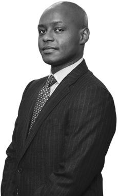 Nigel Matu - Board Treasurer