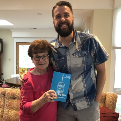 My grandmother loves the book and wants you to purchase a copy. You don't want to disappoint Ahmama do you? She won't be mad. She'll be disappointed.