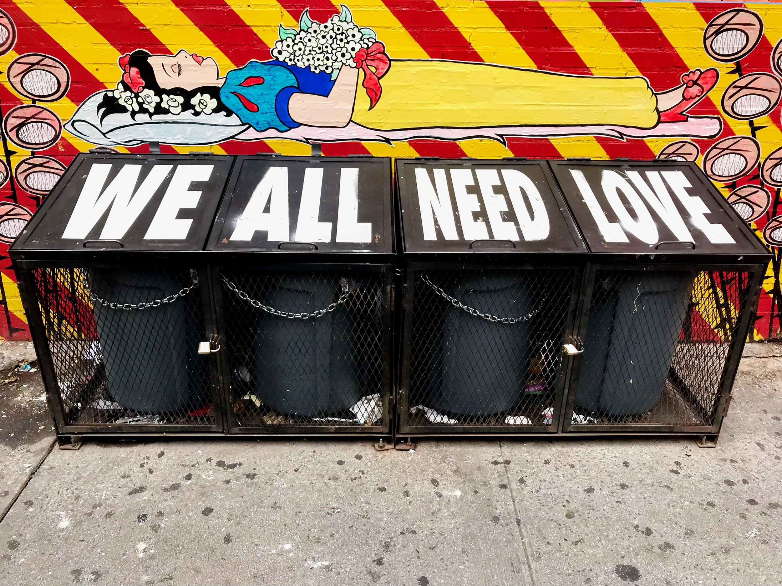All we need is love snow white.jpg