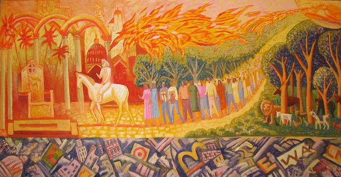 James Janknegt - Jesus Rides a White Horse