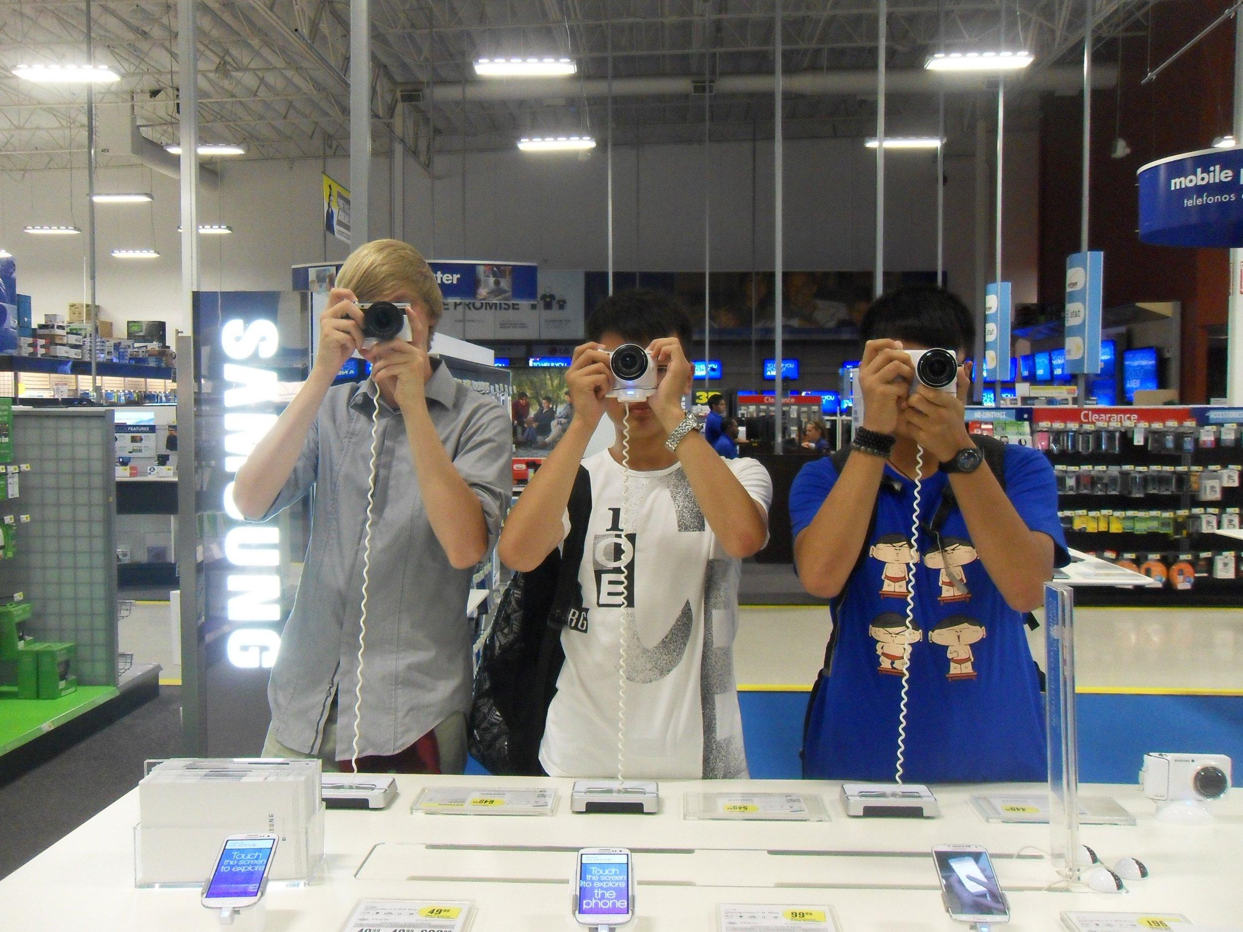 Exchange @ Best Buy everyone on camera GREAT.jpg