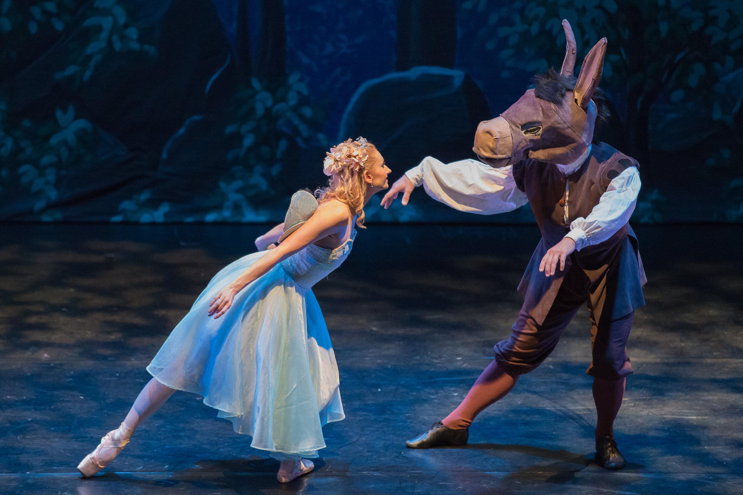 Dancers: Sarah Brower & Thomas Gant, Jr.