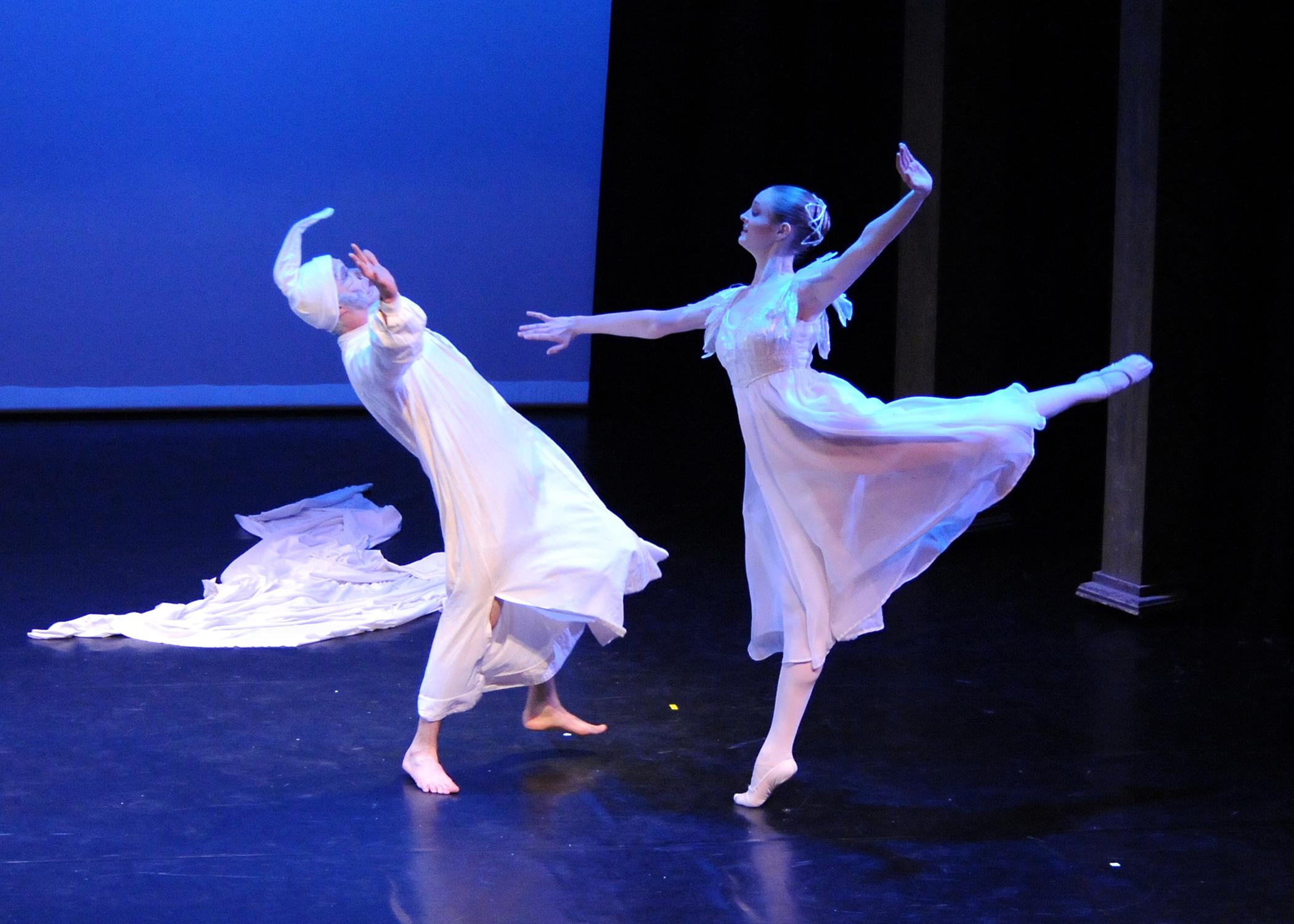 Dancers: Michael Wiedner & Laura Betz